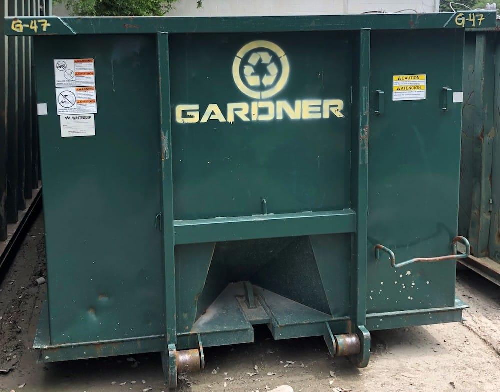 Gardner Metals - man in construction hat